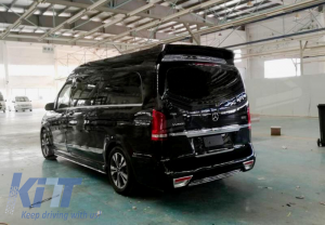 KITT brings you the new Complete Body Kit Mercedes-Benz V-Class W447 (2014-Up) AMG Look