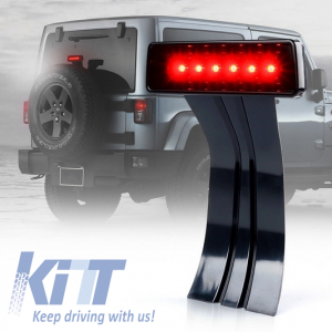 KITT brings you the new Tail Rear Third Brake Light LED Jeep Wrangler JK (2007-2016)