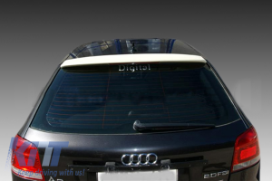 KITT brings you the new Roof Spoiler Audi A3 8P (2003-2012) RS LOOK 3D