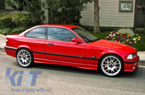 KITT brings you the new Front Bumper with Side Skirts BMW 3 Series E36 1992-1998 M3 Design