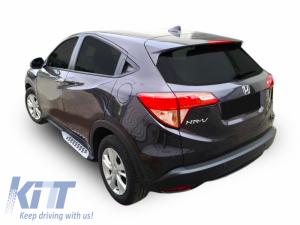 KITT brings you the new Running Boards Side Steps Honda HR-V II Generation (2014-Up) OEM Design
