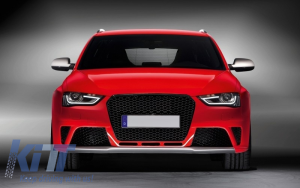 KITT brings you the new Front Bumper Audi A4 B8 Facelift (2012-2015) RS4 Design
