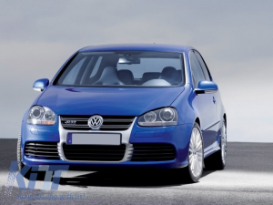 KITT brings you the new Front Grill VW Golf 5 V (2003-2009) R32 Design Chrome