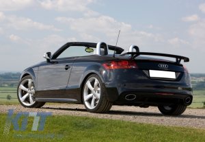 KITT brings you the new Trunk spoiler Audi TT 8J RS Design