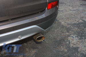 KITT brings you the new Exhaust Muffler Tip Honda CR-V 2012+ IV 4 Generation OEM Design
