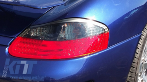 KITT brings you the new Taillights Led Porsche Boxter 986 (1996-2004) Red Smoke