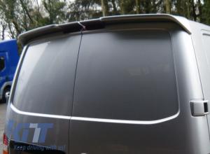KITT brings you the new Roof Spoiler VW Transporter Multivan Caravelle T5 T5.1 Facelift (2003-2015) T6 (2016+) Barn Door Sportline Design