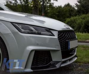 KITT brings you the new Front Bumper Audi TT 8S Mk 3 (2014-Up) RS Design