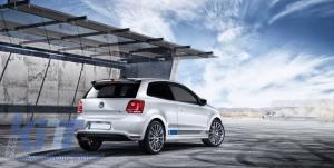 KITT brings you the new Roof Spoiler Volkswagen Polo 6R (2009-2017) WRC Design