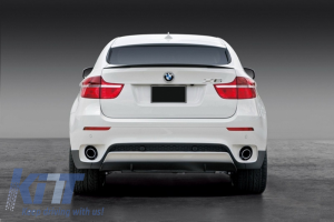 KITT brings you the new Exhaust System for BMW X6 E71 (2009-2012)