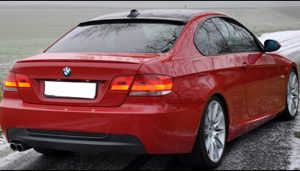 KITT brings you the new Rear Bumper BMW 3 Series E92 E93 Cabrio Coupe (2006-2013) Non LCI&LCI M-Technik Design