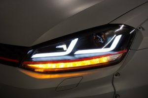 KITT brings you the new Osram Full LED Headlights LEDriving Volkswagen Golf 7 VII (2012-2017) Red GTI