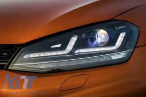 KITT brings you the new Osram Full LED Headlights LEDriving Volkswagen Golf 7 VII (2012-2017) Chrome