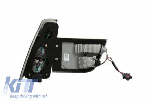 KITT brings you the new LED Taillights BMW X5 E53 (1998-2002) Smoke