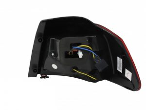 KITT brings you the new Taillights Full LED Volkswagen Golf VI (2008-up) R20 Design Red/Smoke