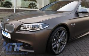 KITT brings you the new Side Grilles BMW 5 Series F10 F11 NON LCI/LCI Sedan Touring (2010-2017) M-Performance M550 Design