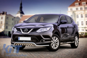 KITT brings you the new Front Bumper Nissan Qashqai Mk2 J11 (2014-2017)