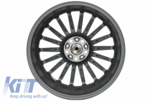 KITT brings you the new Alloy Wheels KESKIN KT15 8,5JxR19 ET45 5×112 CB66.6 Palladium Painted