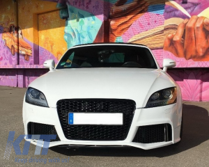 KITT brings you the new Front Bumper Audi TT 8J (2006-2014) RS 8S TTRS Design