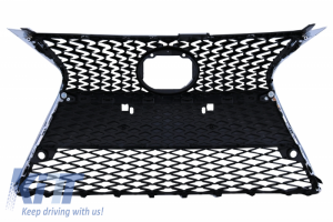 KITT brings you the new Front Grille Lexus IS XE30 (2014-2017) IS F-Sport Design