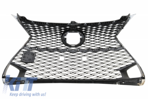KITT brings you the new Front Grille Lexus GS-F L10 (2015-2018) F-Sport Design