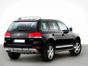 KITT brings you the new VW Touareg (7L) (2002-2006) Skid Plates Spoiler King Kong Body Kit