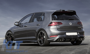KITT brings you the new Roof Spoiler VW Golf 7 VII (2012-up) GTI OETT Design