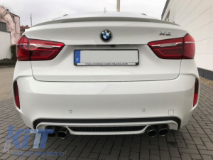 KITT brings you the new Trunk Spoiler BMW X6 F16 (2015-Up)