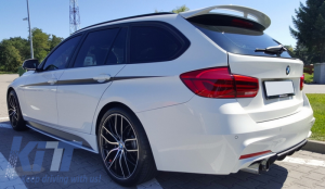 KITT brings you the new Roof Spoiler BMW 3 Series F31 Touring (2011-Up)