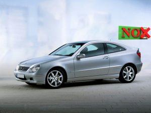 KITT brings you the new Headlights Mercedes Benz C-Class W203 (05.2000-03.2004) Facelift Look
