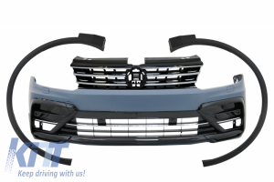 KITT brings you the new Front Bumper VW Tiguan II Mk2 (2016-up) R-Line Design