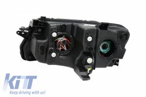 KITT brings you the new LED Headlights VW Tiguan II Mk2 (2016-up) R-Line Matrix Design Sequential Dynamic Turning Lights