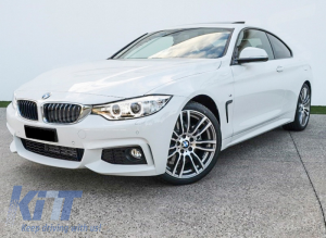 KITT brings you the new Side Skirts BMW 4 Series F32/F33 Coupe Cabrio (2013-up) M-Technik Design