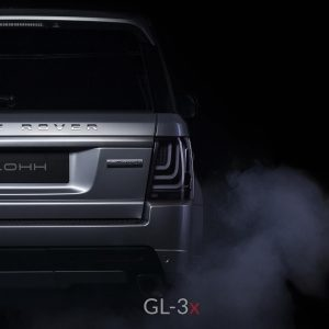 KITT brings you the new Glohh LED LightBar Taillights Smoke Land Rover Range Rover Sport L320 (2005-2013) GL-3 Dynamic