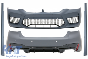 KITT brings you the new Complete Body Kit suitable for BMW 5 Series G30 (2017-up) M5 Design