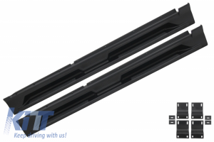 KITT brings you the new Running Boards Side Steps suitable for KIA Sorento II UM (2012-2014)