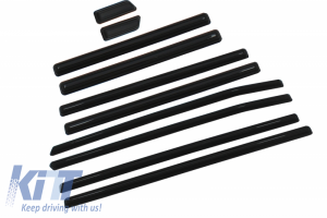 KITT brings you the new Add On Door Moldings Trim suitable for Mercedes G-class W463 (1989-up) New look