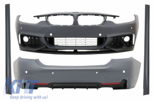 KITT brings you the new Complete Body Kit suitable for BMW 4 Series F36 Grand Coupe (2013-up) M-Performance Design