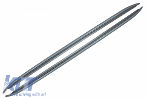 KITT brings you the new Roof Racks Roof Rails suitable for Land ROVER Range ROVER Sport L494 (2014-up) Vogue L405 (2014-up) Silver SV Autobiography Design