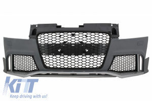 KITT brings you the new Front Bumper suitable for AUDI TT 8J Cabriolet Coupe (2006-2014) RS 8S TTRS Design
