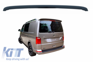 KITT brings you the new Roof Spoiler suitable for VW Transporter Multivan Caravelle T6 (2016-Up) Single rear door