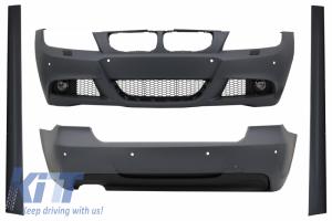 KITT brings you the new Body Kit BMW 3 series E90 LCI (2008-2011) M-Technik Design