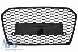 KITT brings you the new Front Grille suitable for AUDI A6 C7 4G Facelift (2015-2018) RS6 Design