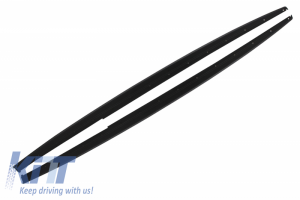 KITT brings you the new Side Skirts Add-on Lip Extensions suitable for BMW F30 F31 3 Series (2011-Up) M-Performance Design