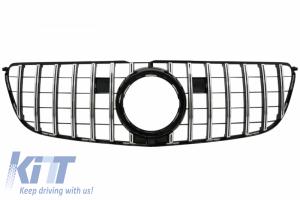 KITT brings you the new Central Grille Suitable for MERCEDES GLS X166 Facelift (2016-2018) GTR Design