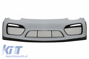 KITT brings you the new Front Bumper suitable for Porsche 981 Cayman & Boxster (2012-2016) GT4 Design