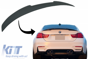 KITT brings you the new Trunk Spoiler suitable for BMW 4 Series Gran Coupe F36 (2014-up) M4 CSL Design
