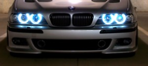 LED & Angel eyes
