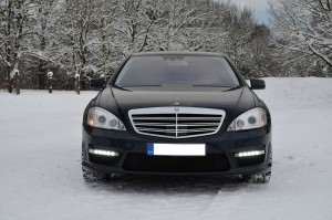 Complete Facelift AMG Body Kit Mercedes Benz W221 S-Class (2005-2009)