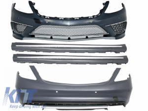 KITT brings you the new Body Kit Mercedes Benz W222 S-Class (2013-up) S65 AMG Design